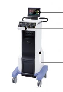 カイネタイザー KT-104 干渉波治療器